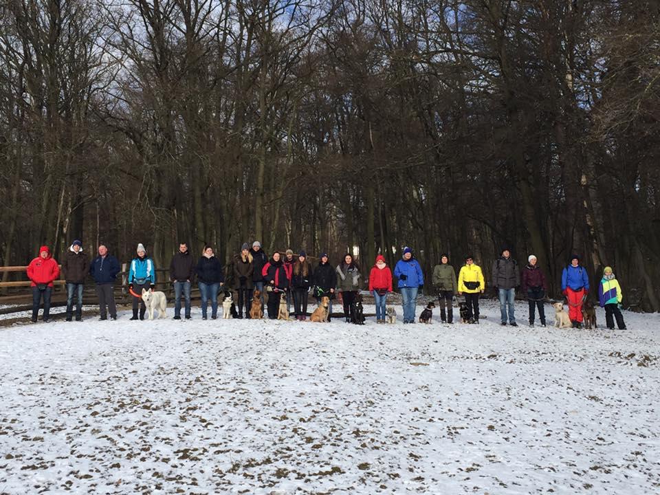 Ausflug Tierpark Ernstbrunn Jänner 2017