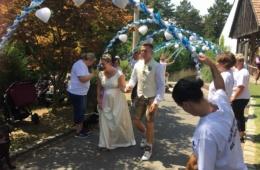 Hochzeitsüberraschung Juli 2017